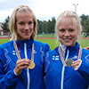 Glada SFI:are, Camilla & Annika (© Göran Richardsson)